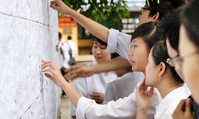 Thông tin tuyển sinh đại học, cao đẳng hệ chính quy năm 2016 (cập nhật ngày 30/3/2016)