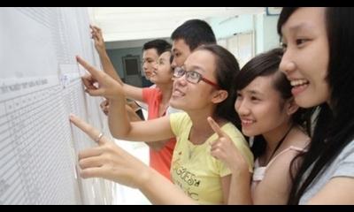 Điểm chuẩn và khu vực ưu tiên xét tuyển vào trường Đại học Khoa học