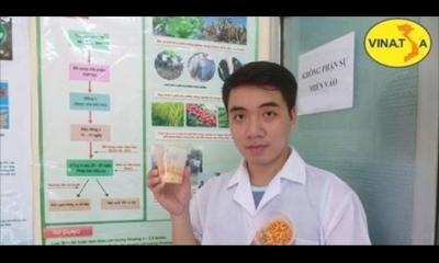 Cựu sinh viên Khoa Công nghệ Sinh học: ThS. Vũ Xuân Tạo Giám đốc trung tâm Nghiên cứu và Chuyển giao Công nghệ Sinh học – CBRTT