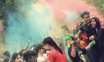 Tết cổ truyền Bunpymay và Water festival – 1 chương trình đa sắc màu dành cho lưu học sinh Lào và sinh viên trường Đại học Khoa học