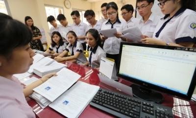 Thí sinh đăng ký thi THPT quốc gia giảm mạnh