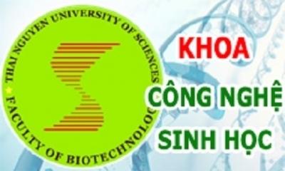 Thông tin tuyển sinh khoa Công nghệ Sinh học - Đại học Khoa học