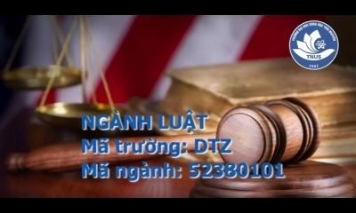 Tổng quan về ngành Luật - Đại học Khoa học