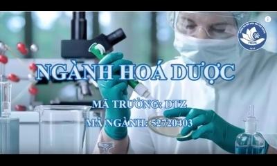 Tổng quan về ngành Hóa dược - Đại học Khoa học