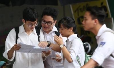 Cách tính điểm tốt nghiệp THPT và thay đổi nguyện vọng xét tuyển đại học
