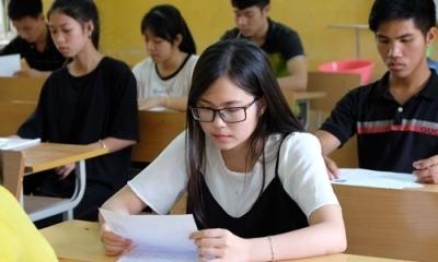 Bộ Giáo dục công bố điểm thi THPT quốc gia