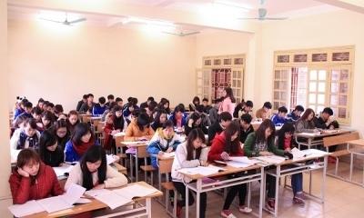 Giảng đường đại học: Học như thế nào